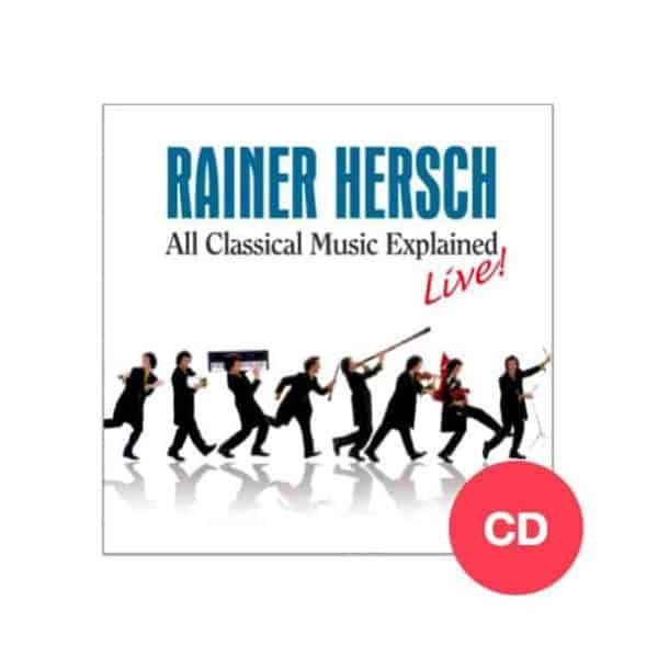 Rainer Hersch's 'All Classical Music Explained' – Live!