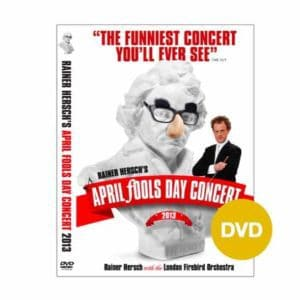 Rainer Hersch's April Fools Day Concert 2013