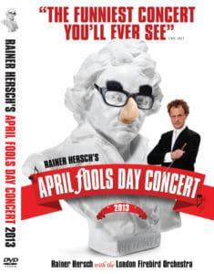 Rainer Hersch's April Fools Day Concert 2013