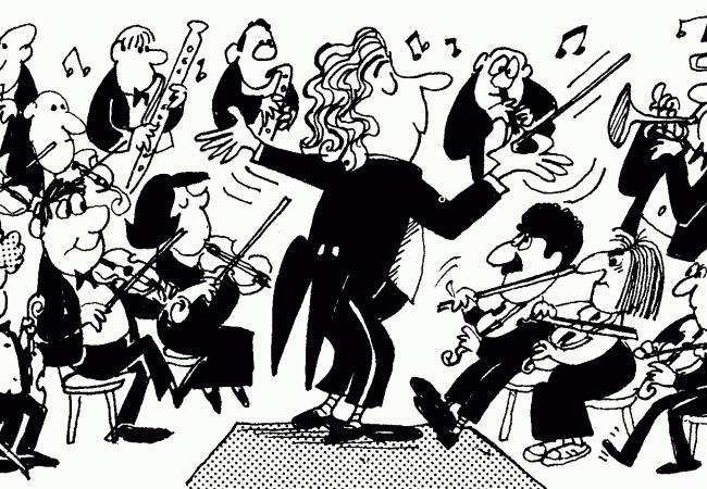 Introducing 'The Rainer Hersch Orkestra'