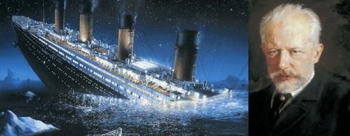 Titanic to Tchaikovsky
