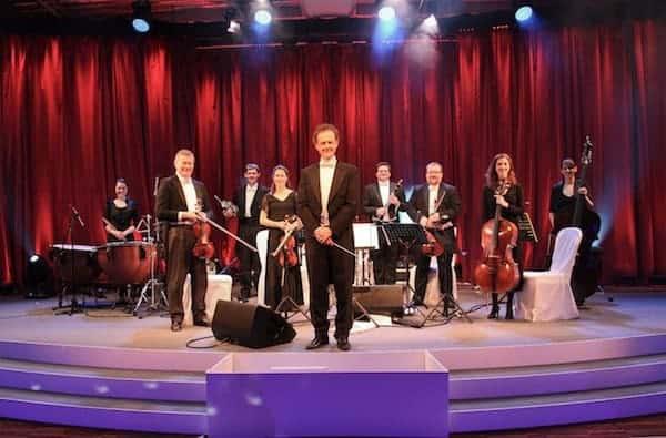 The Rainer Hersch Orkestra GB